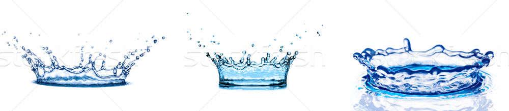 белый воды аннотация фон пространстве Сток-фото © 26kot