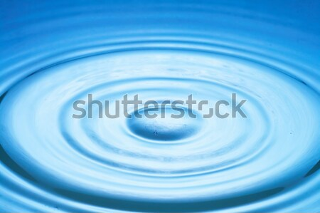 water drop (image 44 of 51, I have all phases of falling drop) Stock photo © 26kot