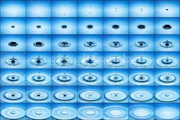 splash water, 49 images Stock photo © 26kot
