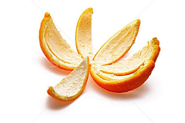 orange rind Stock photo © 26kot