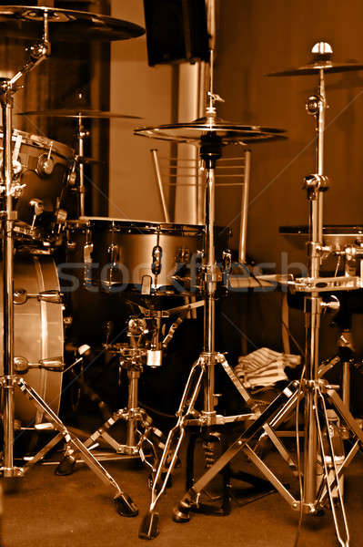 drums Stock photo © 26kot