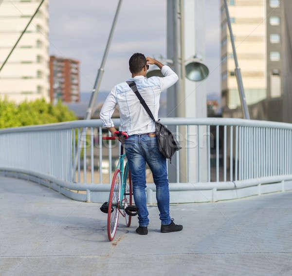 Iki yol iş seçim başarı Stok fotoğraf © 2Design