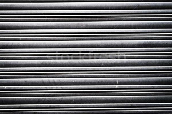 Aço metal repetitivo construção abstrato fundo Foto stock © 2Design