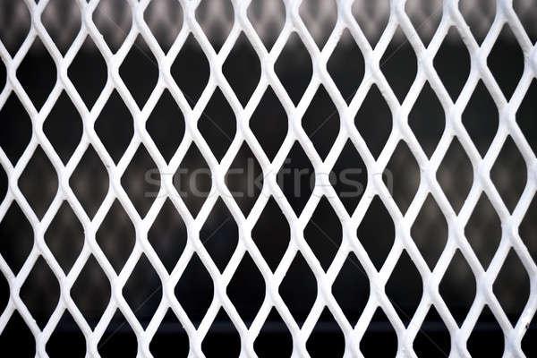 鋼 金属 反復的な 建設 抽象的な 背景 ストックフォト © 2Design