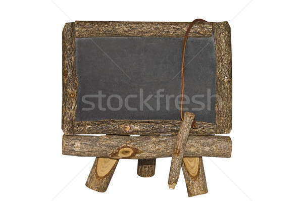 Small Rustic Chalkboard Stock photo © 2tun