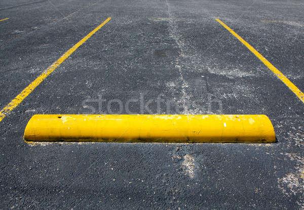 古い 空っぽ 駐車場 スペース ルーム ストックフォト © 33ft