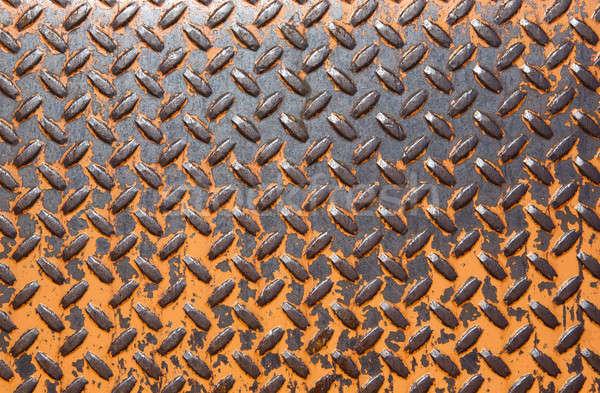 金属 塗料 古い 鋼 黄色 ストックフォト © 33ft