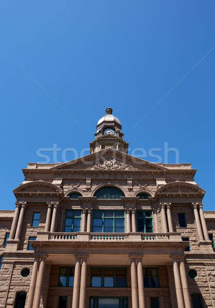 Historic Tarrant County Courthouse Stock photo © 33ft