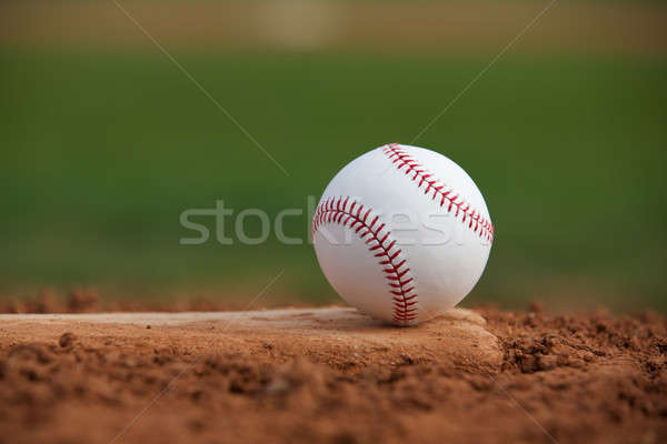 野球 ルーム コピー フィールド ボール ストックフォト © 33ft