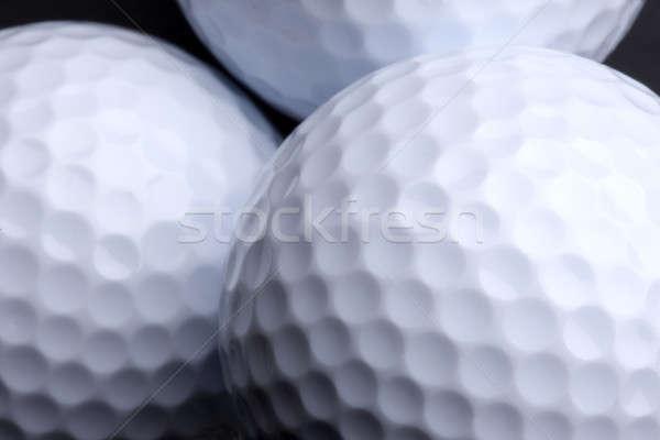 гольф макроса выстрел пространстве скопировать Сток-фото © 350jb