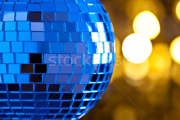 Disco Mirror sphere Stock photo © 3523studio