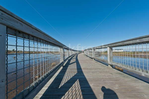 Elevated walkway  Stock photo © 3523studio