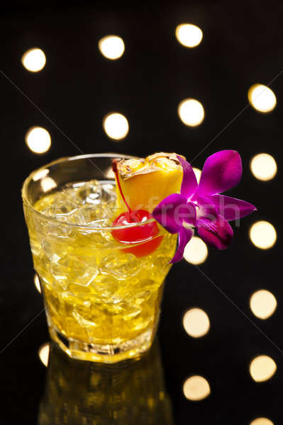 Mai Tai Stock photo © 3523studio