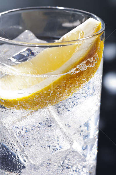 Gin Tonic or Tom Collins Stock photo © 3523studio