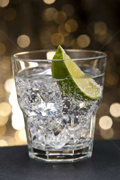 Gin Tonic Cocktail Stock photo © 3523studio