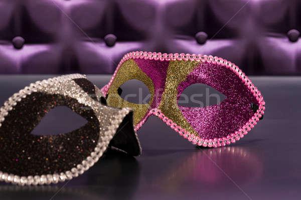 Elegant mask for Masquerade  Stock photo © 3523studio