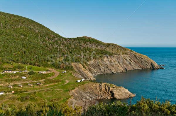 Meat Cove, Cape Breton Island Stock photo © 3523studio