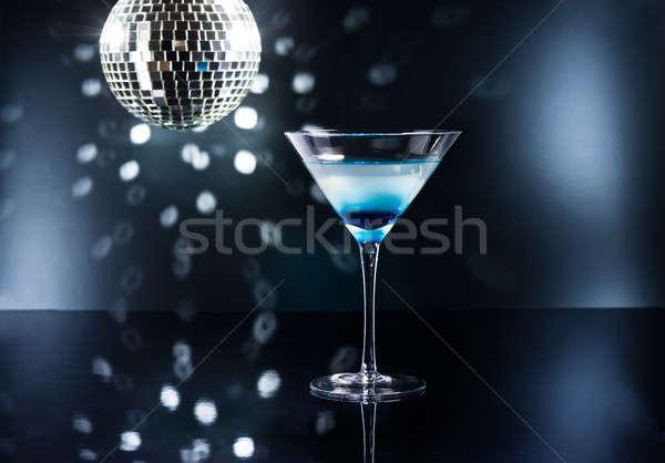 коктейли дискотеку воды стекла Бар Сток-фото © 3523studio