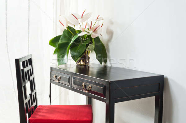 Luxury work desk  Stock photo © 3523studio