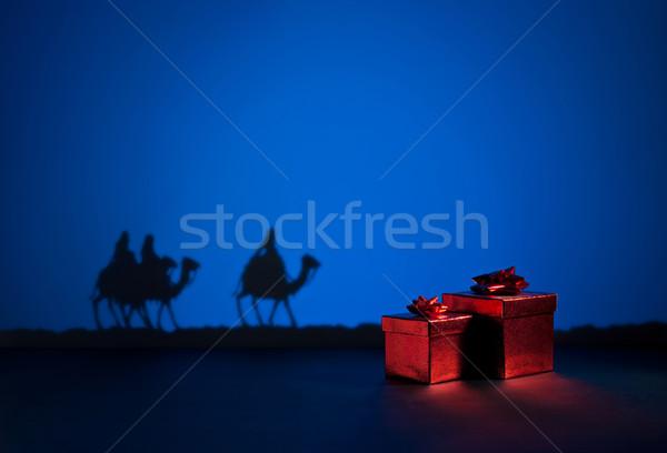 Three wise men Stock photo © 3523studio