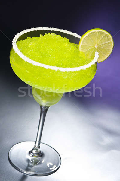 Classic margarita cocktail Stock photo © 3523studio
