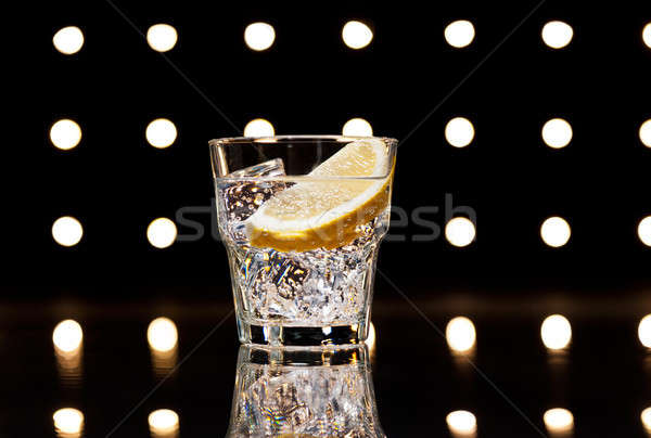Gin Tonic Tom Collins  Stock photo © 3523studio