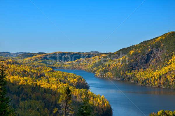 View of ferland et boilleau, Quebec, Canada Stock photo © 3523studio