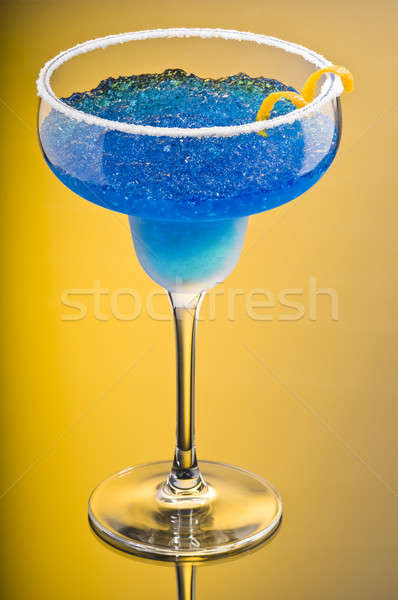 Cobalt Margarita Stock photo © 3523studio