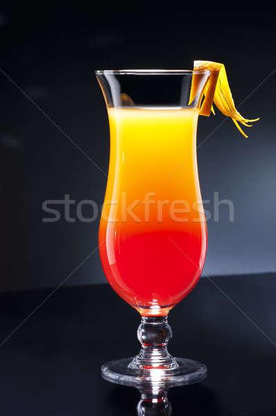 текила Восход коктейль история пить первый Сток-фото © 3523studio