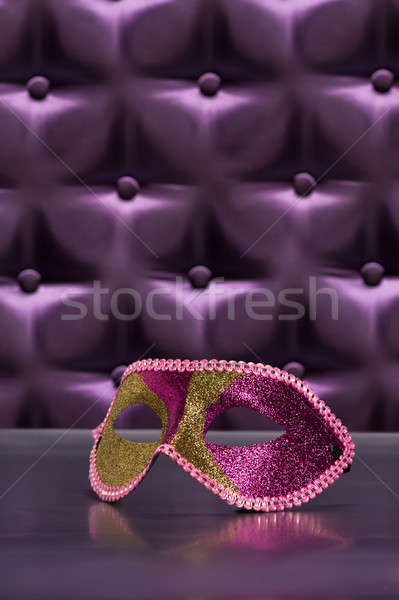 Elegant mask for Masquerade  Stock photo © 3523studio
