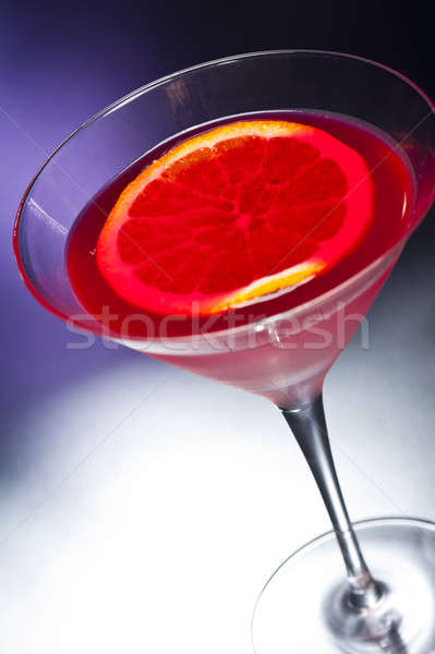 Negroni cocktail Stock photo © 3523studio