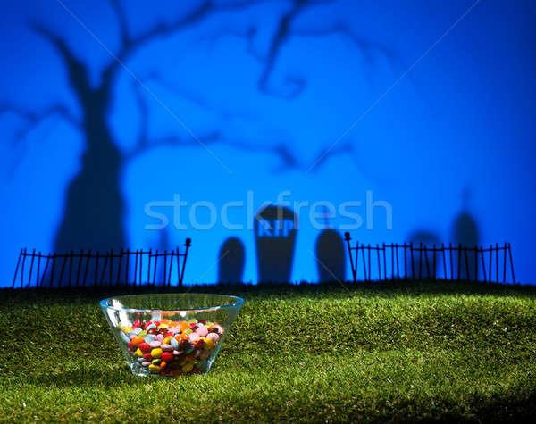 Halloween landscape  Stock photo © 3523studio