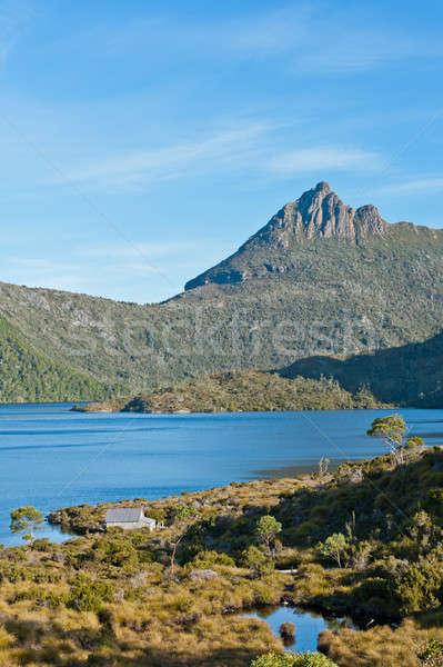Meer duif wieg berg tasmanië Australië Stockfoto © 3523studio