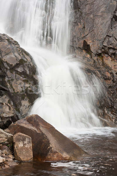 Stevenson Falls in the Yarra Valley, near Melbourne Stock photo © 3523studio