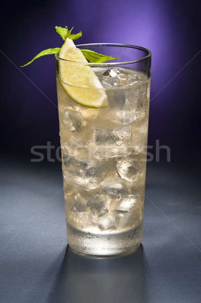 moscow mule cocktail Stock photo © 3523studio