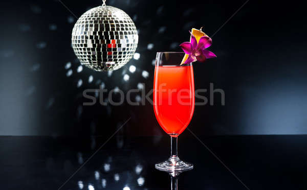 Singapore Sling Stock photo © 3523studio