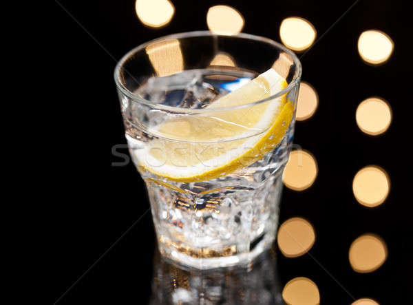 Gin Tonic or Tom Collins Stock photo © 3523studio
