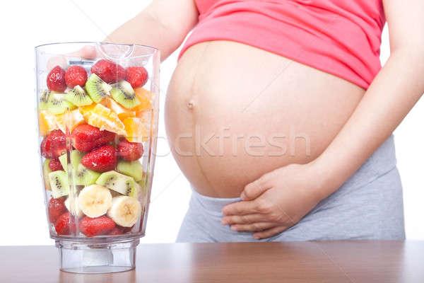 妊娠 栄養 妊婦 フルーツ 食品 リンゴ ストックフォト © 3dvin