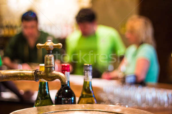 wine tasting Stock photo © 3pphoto31
