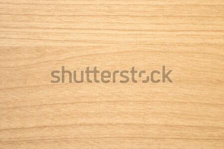 Cerise arbre bois texture véritable menuiserie Photo stock © 3pphoto31