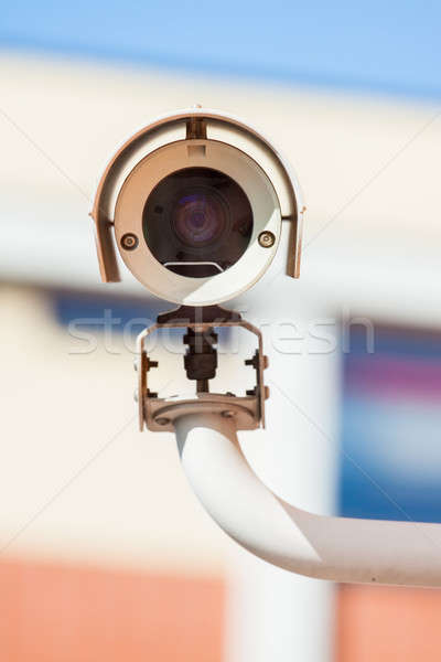 Security camera Stock photo © 3pphoto31