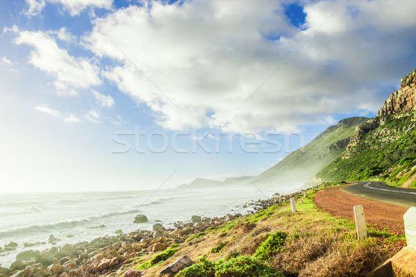 Le Cap nature paysage océan plage rive Photo stock © 3pphoto31