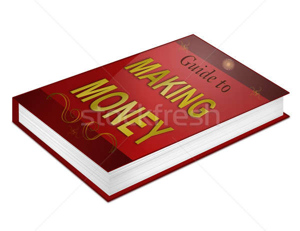 Stock photo: Making money concept.