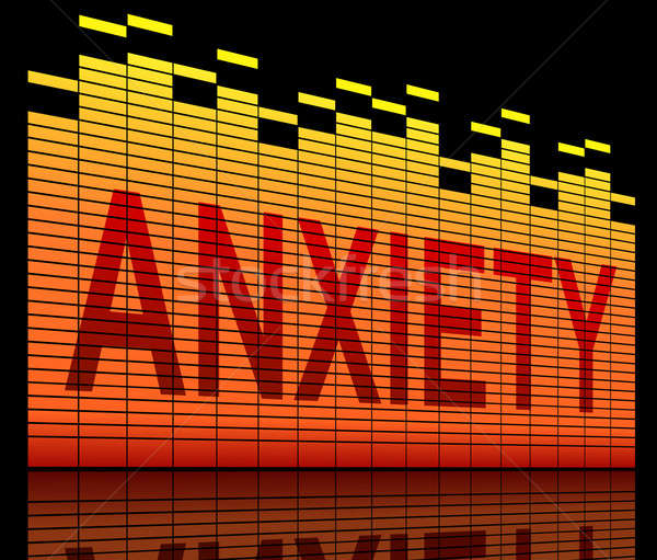 Anxiety concept. Stock photo © 72soul