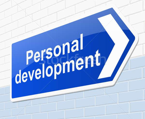 Personal development concept. Stock photo © 72soul