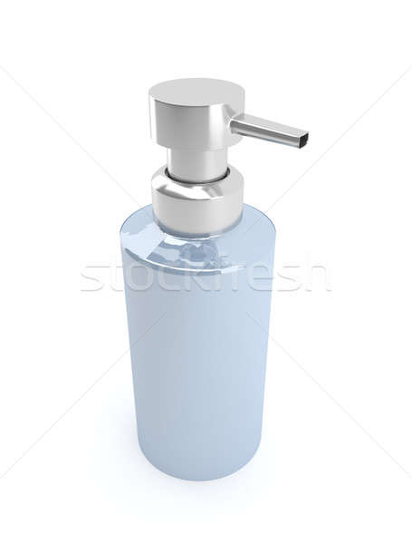 Soap dispenser. Stock photo © 72soul