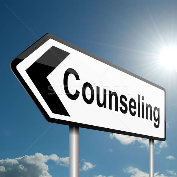 Counseling concept. Stock photo © 72soul