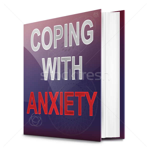 Anxiety advice concept. Stock photo © 72soul