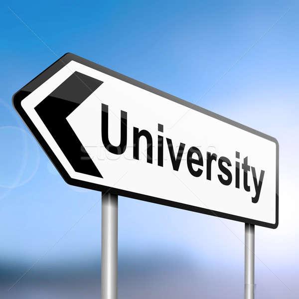 University concept. Stock photo © 72soul
