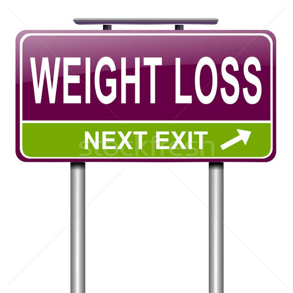 Weight loss concept. Stock photo © 72soul